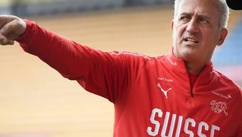 Nationalcoach Vladimir Petkovic setzt im Testmatch gegen Spanien auf Denis Zakaria als Ersatz für Granit Xhaka