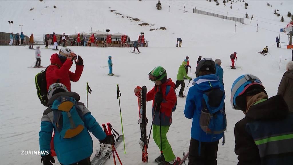 Politiker wollen Vorfreude auf Skiferien ankurbeln