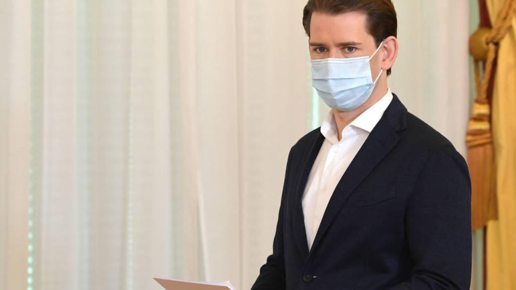 Österreich gibt Maskenpflicht Mitte Juni weitgehend auf