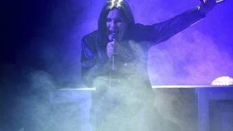 Der einstige Frontman von Black Sabbath, Ozzy Osbourne, hat Parkinson. Der 71-Jährige hat die Diagnose vor einem Jahr bekommen und spricht nun erstmals darüber. (Archivbild)