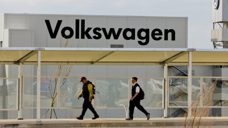 Blick zurück in die Zeit der Diktatur: Volkswagen wird in Brasilien von der Vergangenheit eingeholt (Symbolbild)
