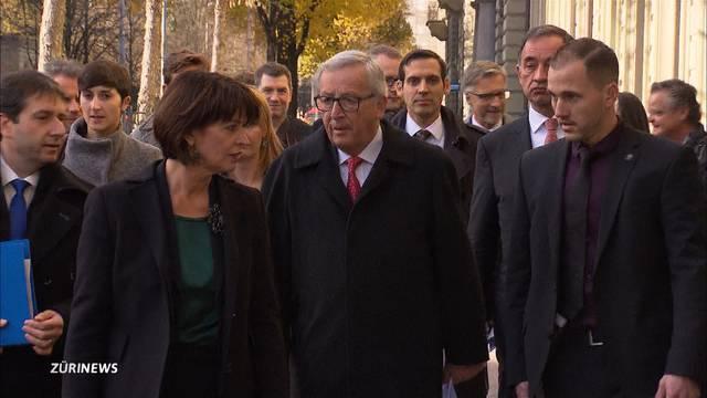 Ohne Gegenleistung: Bundesrat hält an Kohäsionsmilliarde fest