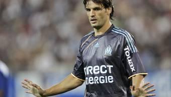 Olympique Marseilles war Fernando Morientes\' letzte Station als Profispieler
