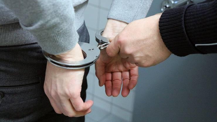 Zwei Männer wurden festgenommen. (Symbolbild)