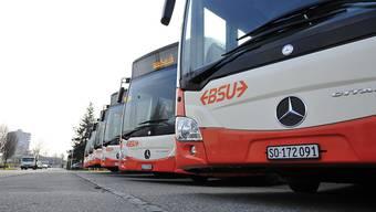 Der BSU betreibt neu die Linie 17 zwischen Gerlafingen und Luterbach. (Archivbild)