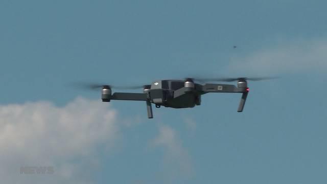 Drohnenabschuss nun legal?