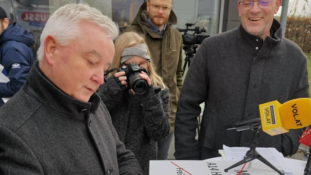 «Wir kämpfen bis nach Brüssel gegen die Mautbefreiung»