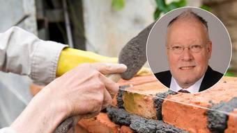 «Der Gemeinderat handelt fair und korrekt», meint Bauvorsteher und Gemeindeammann Robert A. Müller (im Bild) zu den Anschuldigungen.