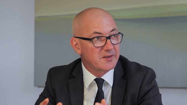 Der Baselbieter Regierungspräsident Isaac Reber ist neuer Präsident des Polizeikonkordats Nordwestschweiz.