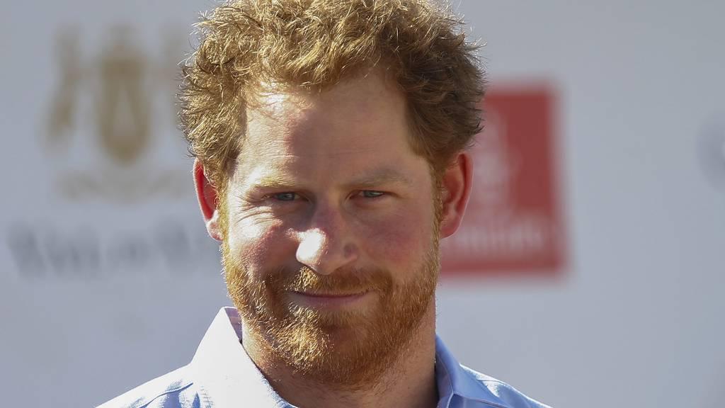 Prinz Harry wird heute 36 Jahre alt