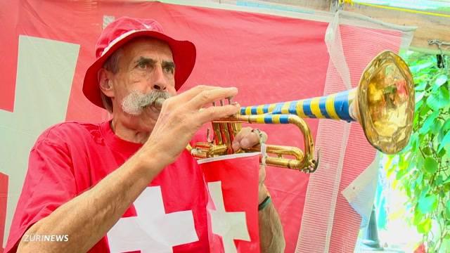 """""""Trompete-Sigi"""" trompetet EM ein"""