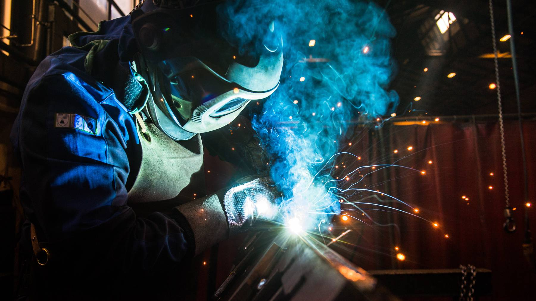 Der PMI für die Industrie hat sich wieder erholt. (Symbolbild)