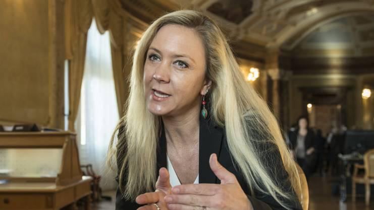Vera Weber, Präsidentin der Fondation Franz Weber, hat den Kampf gegen das Ozeanium angeführt. (Archivbild)