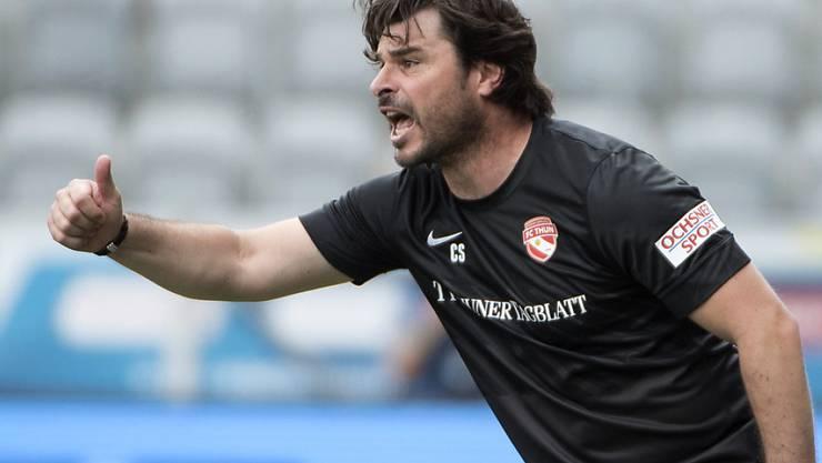 Thun-Trainer Sforza macht sein Team fit für die Europa-League-Qualifikation