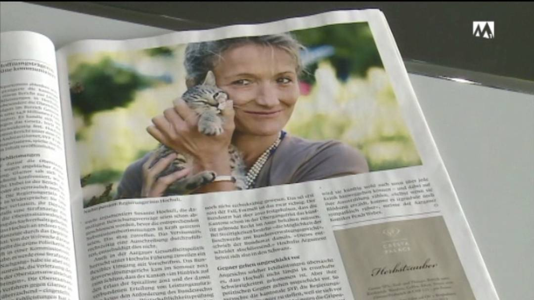 Susanne Hochulis Departement reicht Strafanzeige ein