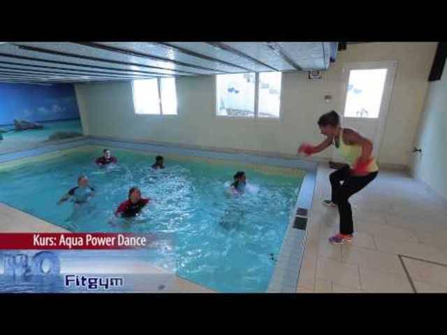 «Aqua Kick-Boxing»: Einer der Kurse in Karin Huzikers «H₂O Fitgym»