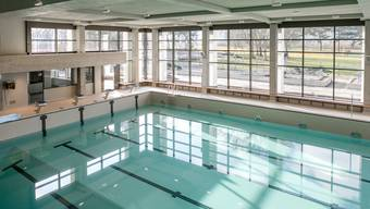 Das sanierte Hallenbad im Tägi bleibt vorerst geschlossen. (Archivbild Januar 2020)