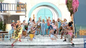 Mamma Mia! der Thunerseespiele