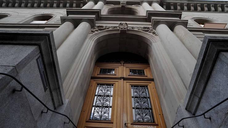 Die Gerichtsgebäude an der Bäumleingasse 1-5 in Basel.