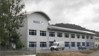 Die Pfiffner Messwandler AG in Hirschthal.