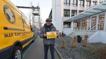 Manfred Harrer führt seinen Kampf gegen die Basler Scientology-Filiale an allen Fronten.