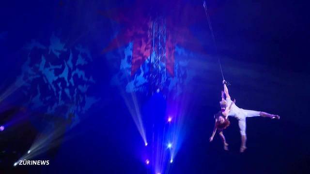 Knie-Akrobatin stürzt 5 Meter in die Tiefe