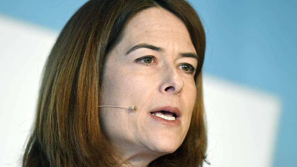 Laut FDP-Präsidentin Gössi kann eine Partei heute «nicht einfach Parolen vorgeben». (Archivbild)