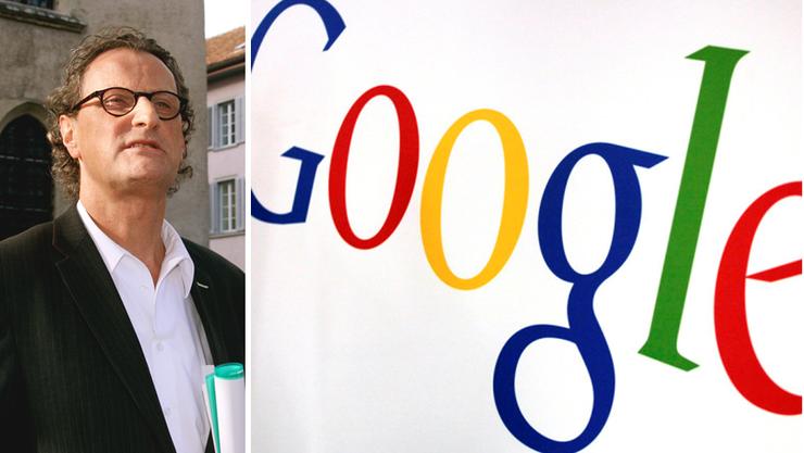 Geri Müller und sein Nackt-Selfie-Skandal schafften es auf einen Spitzenplatz in der diesjährigen Google-Statistik.