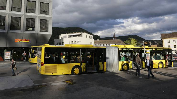 Bus voll, Wetterlage getrübt, heisst es derzeit rund um den 70er-Bus. Die SP will Letzteres ändern.