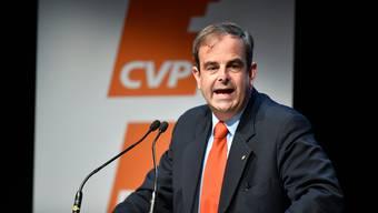 In der CVP von Gerhard Pfister hat eine grüne Kandidatur kaum Rückhalt.