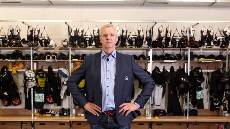 «Nein, wegen eines neuen Goalies ändern wir unser System nicht.» Kari Jalonen, Trainer SC Bern.