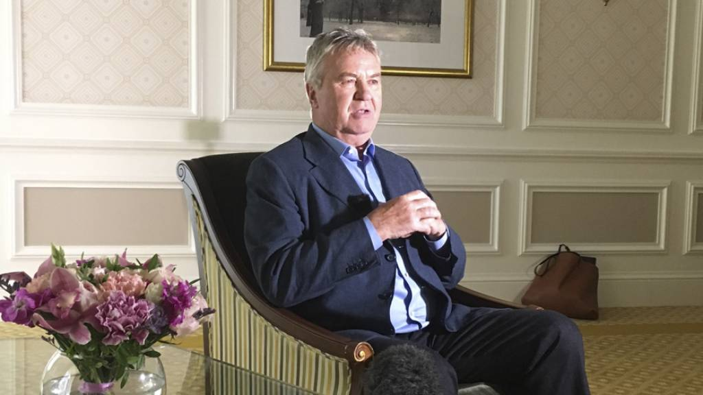 Guus Hiddink wird Nationaltrainer von Curaçao