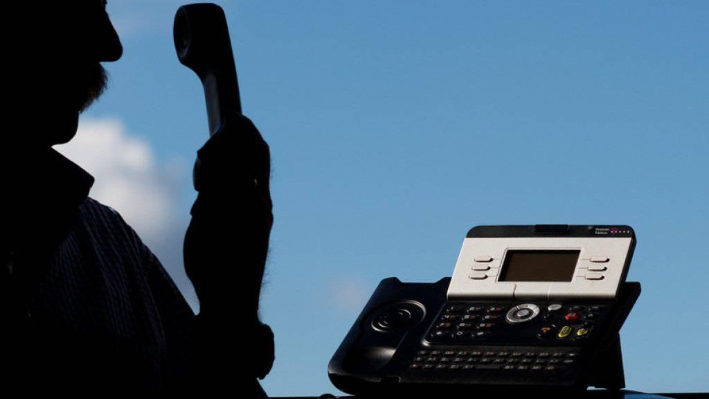In Fürstentum Liechtenstein lag wieder die Telekommunikation flach.