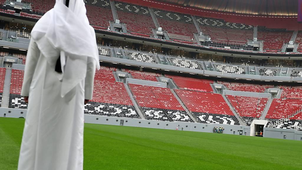 Katar will nur geimpfte Fans in die Stadien lassen