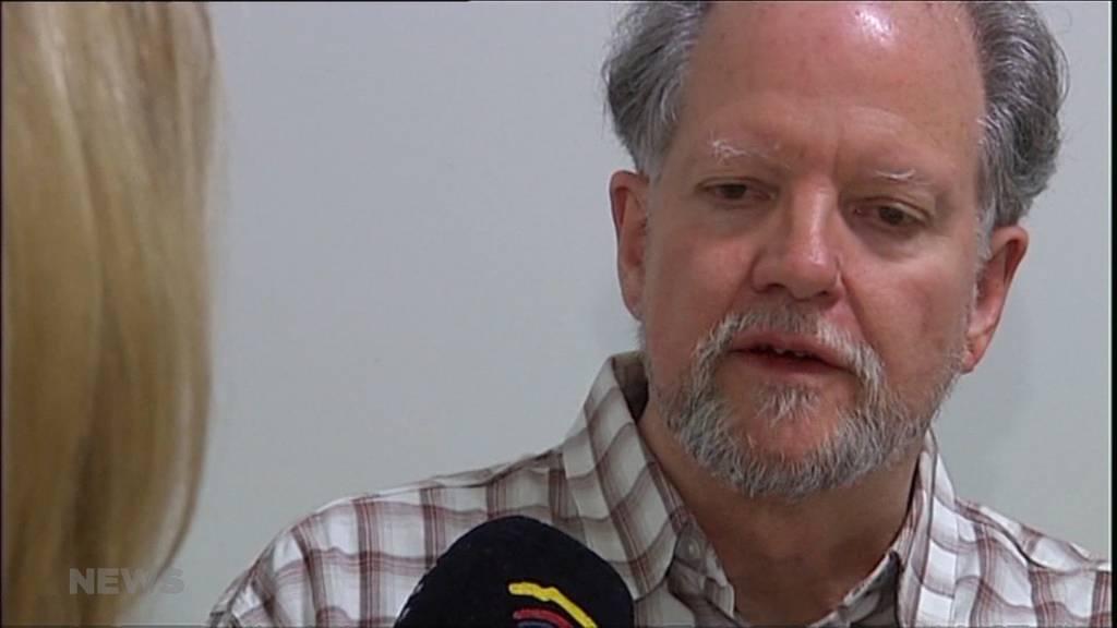 Peter Hans Kneubühl wird verwahrt