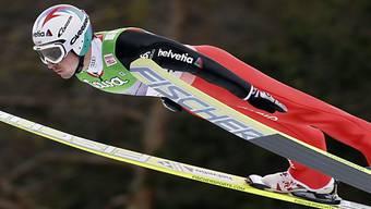 Von den Schweizern schaffte nur Simon Ammann die Qaulifikation