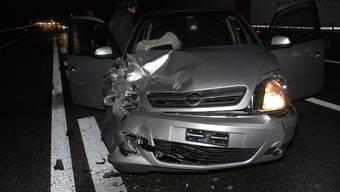 Verkehrsunfälle auf der Autobahn bei Gunzgen und Egerkingen