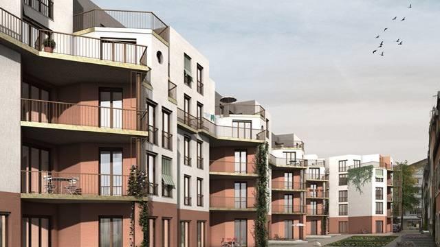 So wird die Siedlung Hornbach aussehen.