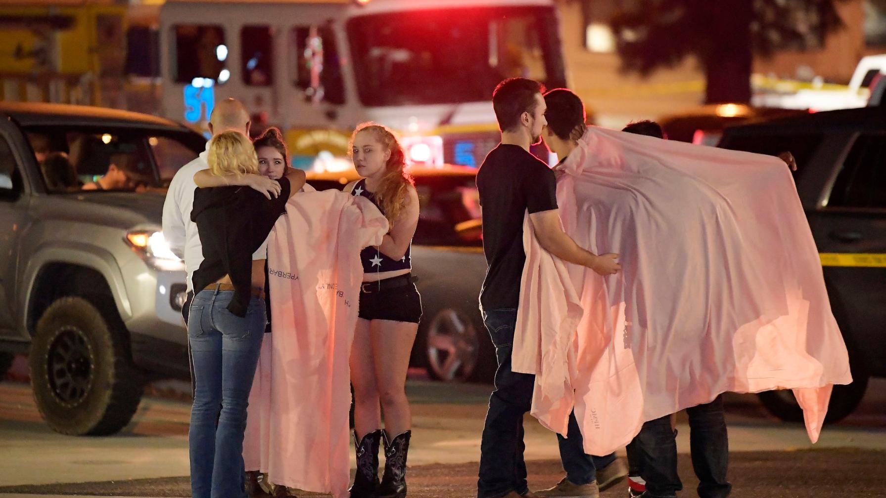Kalifornien: 13 Tote bei Schiesserei in Bar