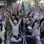 Lautstarke Proteste gegen die Freilassung von Asia Bibi: Laut ihrem Anwalt möchte Asia Bibi in ein europäisches Land ausreisen. Sie habe keine Vorliebe, in welches Land sie gehen möchte. In Pakistan sei ihr Leben aber in Gefahr. (Archiv)