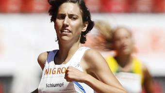 Fabienne Schlumpf: WM-Limite dank neuem Schweizer Rekord erfüllt