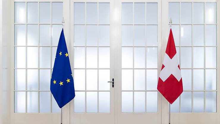 Die Schweiz und die EU feilschen seit Jahren über ein Abkommen über institutionelle Fragen. Die CVP drängt bei der Streitbeilegung auf ein paritätisch besetztes Gericht. (Symbolbild)
