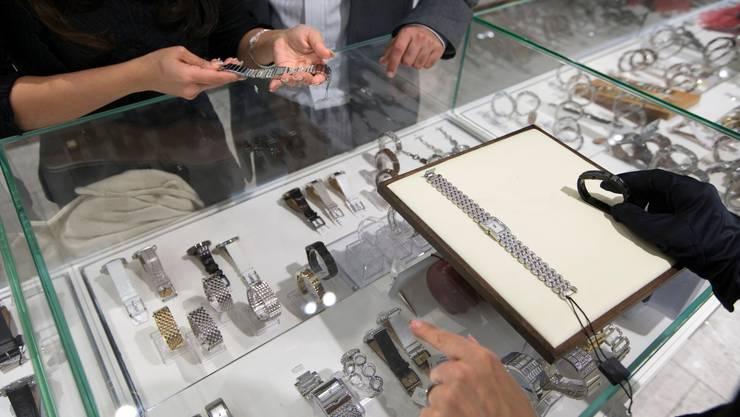 Uhren haben den Produzentenpreisindex im Oktober 2020 ansteigen lassen. (Symbolbild)