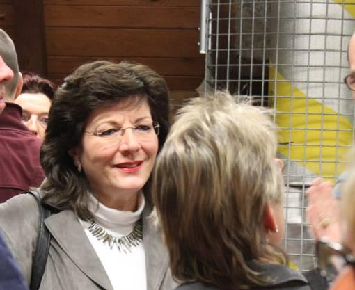 Yvonne Bally von der Stadtkanzlei
