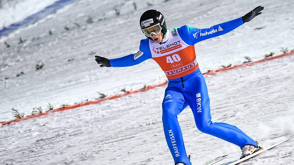 Gregor Deschwanden reist als Team-Leader nach Engelberg