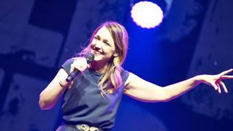 Die deutsche Komikerin Carolin Kebekus wurde in diesem Jahr mit dem Humor-Füller für ihre Karriere ausgezeichnet.