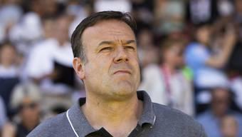 FCA-Trainer Patrick Rahmen würde gerne zum FC Basel wechseln.