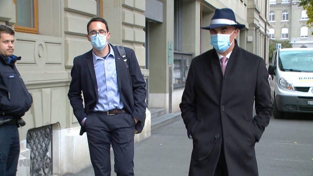 Über 5'500 Neuinfektionen: Bundesrat Alain Berset zeigt sich besorgt