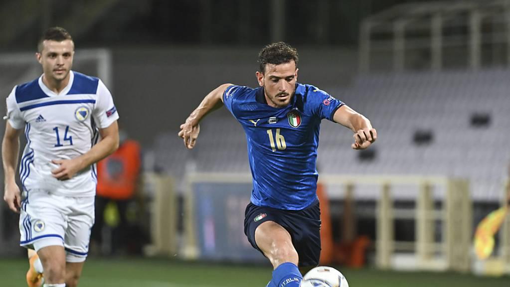 Alessandro Florenzi unterschreibt bei Paris Saint-Germain