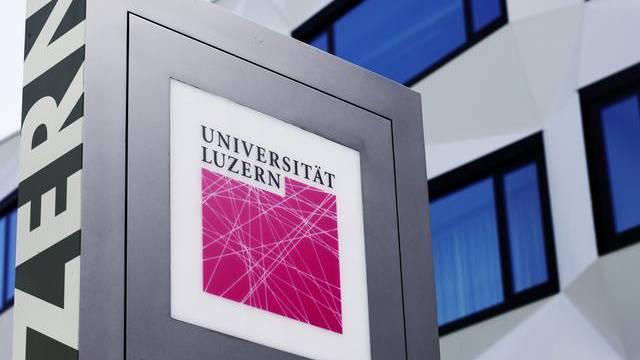 Universität feiert ihr Jubiläum mit einem Rundgang in Luzern